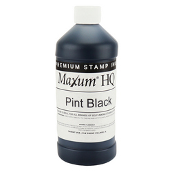 Pint of water based rubber stamp ink.  Choose from many colors.  16 ounces of water based rubber stamp ink.