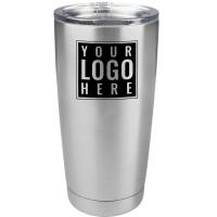 30 oz or 20 oz Custom Stainless Steel Tumbler with Your Logo