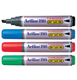 Dry Safe Permanent Markers