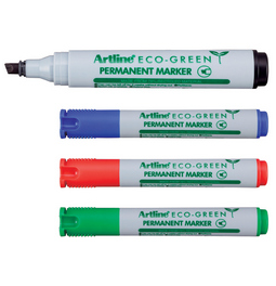 Eco-Green Permanent Markers
