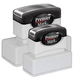 Premier Mark Pre-Inked Stamps