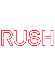 #1004 Rush Stock Stamp