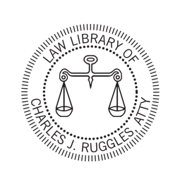 Scales of Justice logo embossing seal is great for someone studying law or someone who practices law.