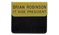 Pocket Name Badges