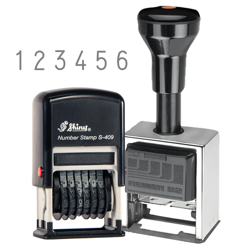 Automatic Numbering Machines