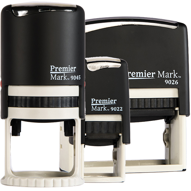 Premier Mark Self-Inking Stamps