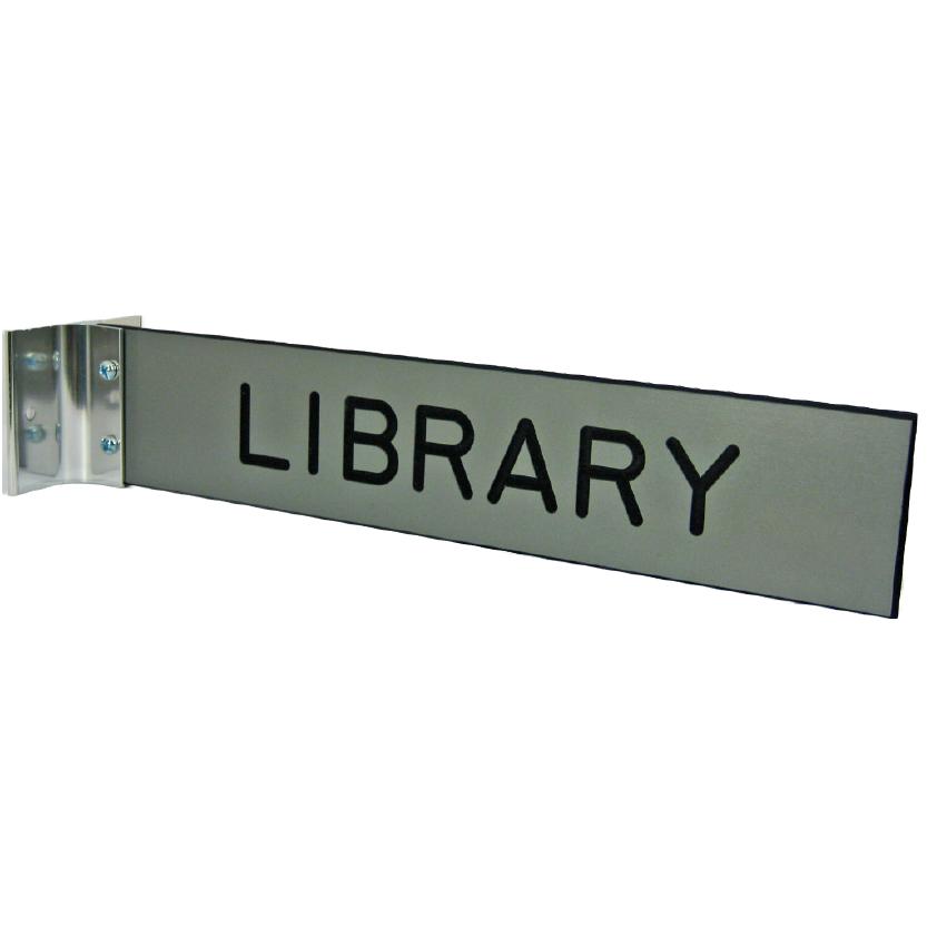 """28CP - 2"""" x 8"""" Corridor Sign"""
